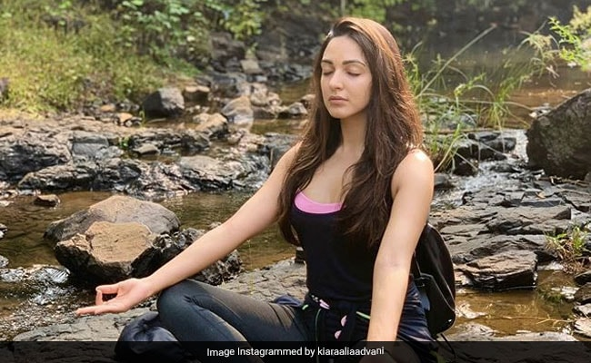 Photo of Kiara Advani's Quest For Inner Peace Took Her On A Trek. See Pic