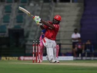 IPL 2020, KXIP vs RR: Chris Gayle First Batsman To Smash 1000 Sixes In T20s