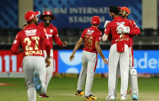 KXIP Bowlers Defend Lowest Total To Pull Off Thrilling Win Over SRH
