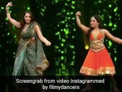 Nora Fatehi ने 'प्यार दो प्यार लो' सॉन्ग पर किया लावणी डांस, Video ने मचाई धूम