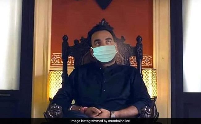 Keep That Mask On - Just Like Mirzapur's Kaleen Bhaiya In This Mumbai Police Post