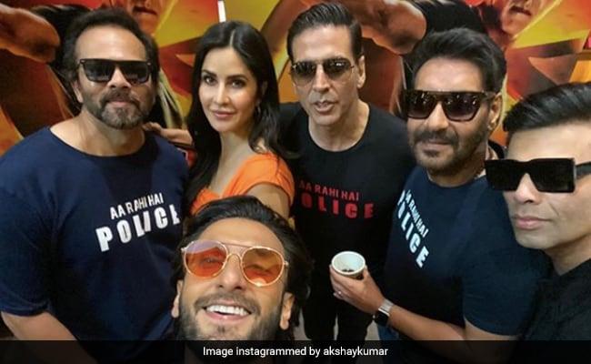 A Sooryavanshi Update: Here's When Akshay Kumar's Film Is Likely To Release