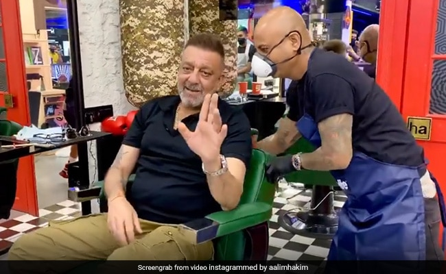 Sanjay Dutt, Set To Resume Work, Says, 'Will Be Out Of This Cancer Soon'