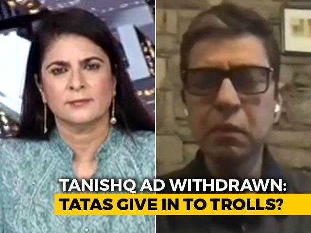 Video : Would Expect This Kind Of An Ad In Any Society: Columnist Santosh Desai On Tanishq Controversy