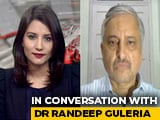 Video : Has India Crossed Covid-19 Peak? Dr Randeep Guleria Answers