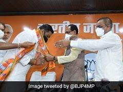 MP उपचुनाव से पहले कांग्रेस को झटका; एक और विधायक ने दिया इस्तीफा, थामा BJP का दामन