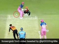 IPL 2020: राशिद खान ने डाली ऐसी रहस्यमयी गेंद, बोल्ड होने के बाद ऐसे देखने लगे बेन स्टोक्स - देखें Video