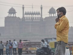 Average Levels Of Pollutants In Delhi In 2020 Lowest In 7 Years: Survey