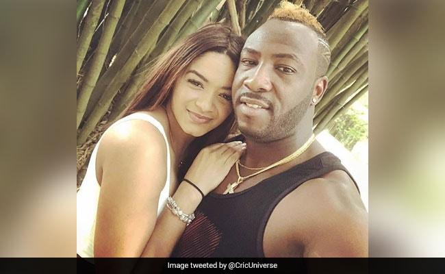 IPL 2020: आंद्रे रसेल की पत्नी को फैन ने कहा- 'Aunty दुबई जाओ...' - दिया ऐसा मुंहतोड़ जवाब
