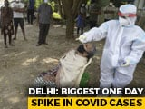 Video : Coronavirus Daily Cases Cross 5,000-Mark In Delhi