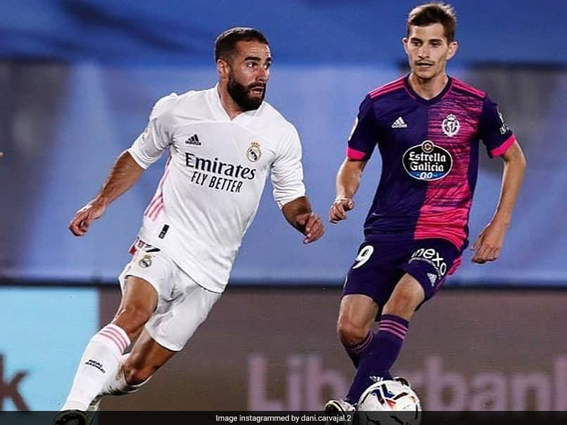 Real Madrids Dani Carvajal Suffers Knee Ligament Injury