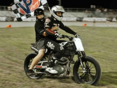 Royal Enfield Wins For The First Time At American Flat Track