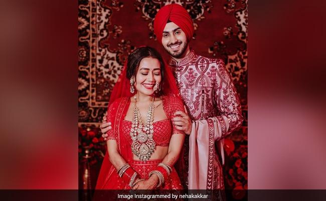 Trending: Newlyweds Neha Kakkar And Rohanpreet Singh Share Pics