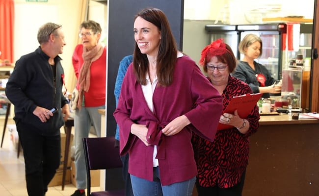 Jacinda Ardern's Labour Party Wins New Zealand Election, Opposition Concedes