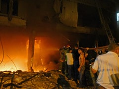 Fuel Tank Fire And Explosion Kills Four In Beirut