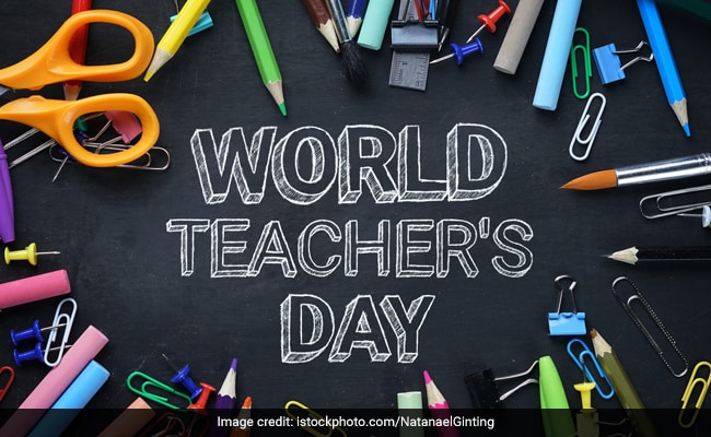 World Teachers' Day 2020: History, Significance, Theme And Best Foods For World Teachers' Day Celebrate