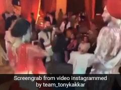 Neha Kakkar ने शादी में बलम पिचकारी पर यूं किया डीजे पर डांस, रोहनप्रीत सिंह भी थिरकते आए नजर- देखें Video