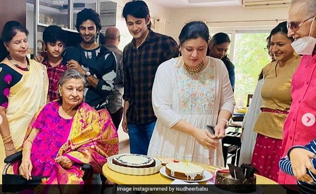 Mahesh Babu's Sister Priyadarshini Celebrates Her Birthday With Husband Sudheer Babu And Fam. See Pics