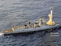 ब्रह्मोस सुपरसोनिक क्रूज मिसाइल का सफल परीक्षण, अरब सागर में टारगेट पर लगाया सटीक निशाना
