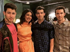 What Priyanka Chopra Wrote For Jonas Brothers Who Won 3 Billboard Music Awards