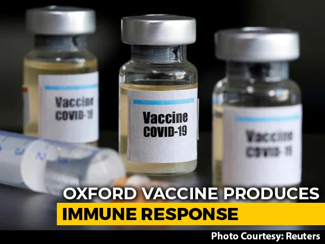 Video : Oxford Covid Vaccine Draws Immune Response Among Young, Old: AstraZeneca