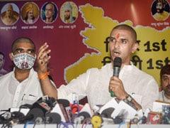 Nitish Kumar Needs Trump's Reassurance: Chirag Paswan's Dig On BJP Links