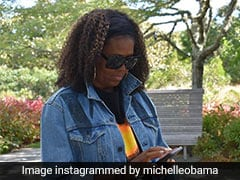 Michelle Obama Launched #VotingSquad Challenge To Urge Americans To Vote
