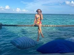 Taapsee Pannu's Maldives Holiday Is Making Us (And Ali Fazal) Jealous