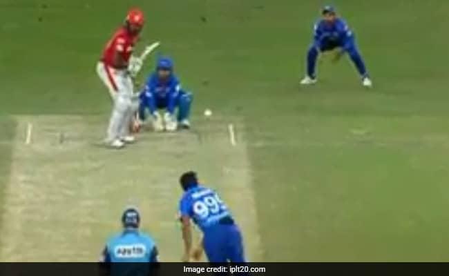 Watch Ravi Ashwin gets the huge wicket of Chris Gayle IPL 2020