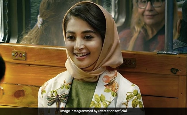On Pooja Hegde's Birthday, Her First Look From Prabhas' Radhe Shyam