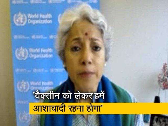 Videos : डॉ सौम्या स्वामिनाथन ने कहा- गांधी जी हेल्थ इज वेल्थ में विश्वास करते थे