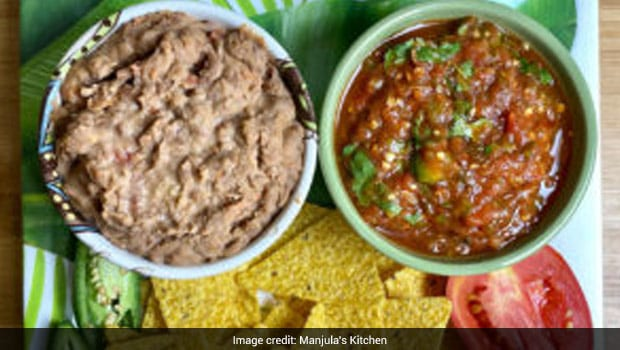 Mexican Recipe: If You Want To Make Mexican Fried Beans-Salsa Without Onion And Garlic At Home Here The Recipe