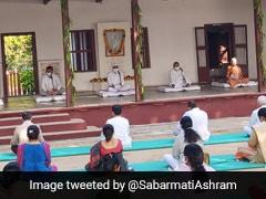 Gandhi Jayanti 2020: Multi Faith Prayer At Sabarmati Ashram