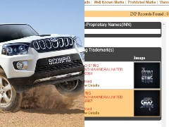 Mahindra Trademarks 'The Scorpio Sting' Name; Could It Be The Next-Generation Scorpio Moniker?
