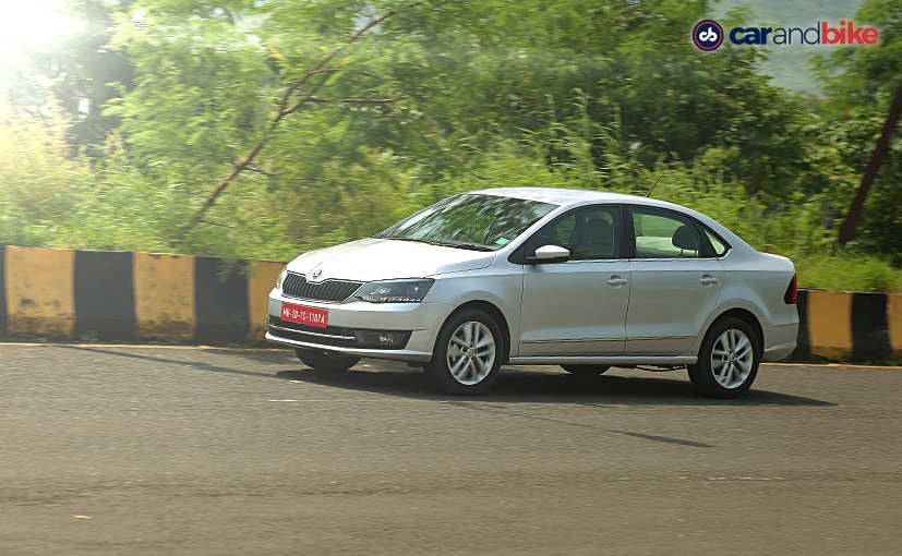Skoda Rapid's demand at present is more than the company can manufacture.