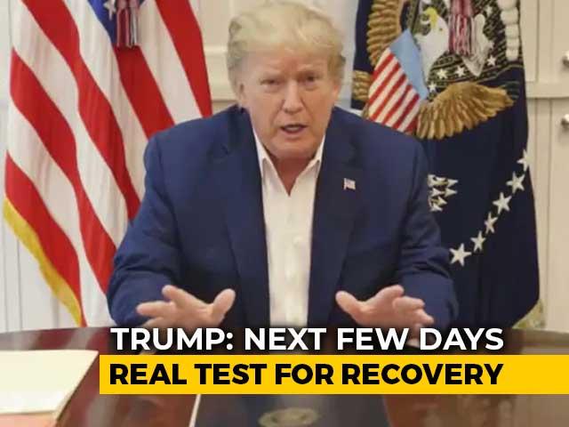 Donald Trump Latest News Photos Videos On Donald Trump Ndtv Com