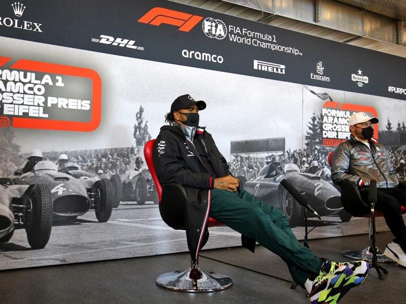 "Lewis Hamilton, Valtteri Bottas Living ""Like Hermits"" After Mercedes COVID-19 Outbreak"