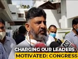 Video : Bengaluru Riots: Charging Our Leaders Motivated, Says Congress. BJP Denies This