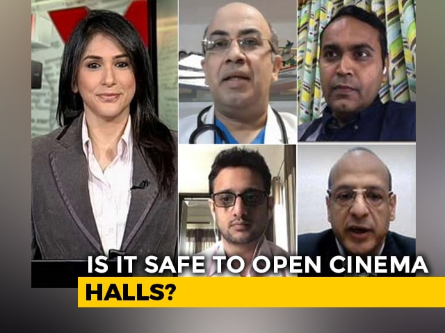 Video : Are Viewers Willing To Go To Movie Theatres?