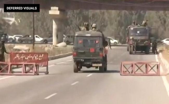 Lashkar Terrorists Behind Attack On CRPF In Srinagar Identified: Police