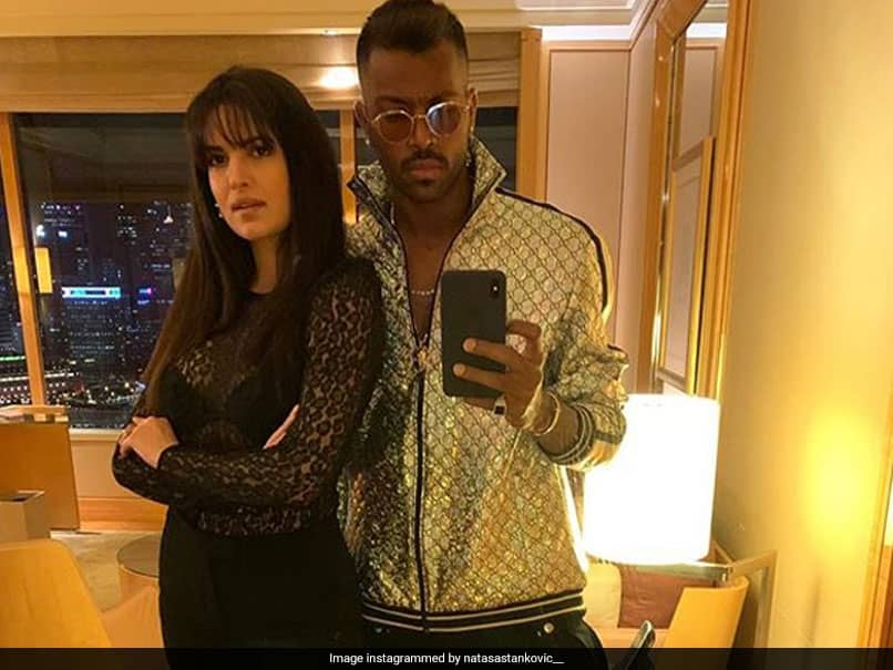 Hardik Pandya, Natasa Stankovic Share Wholesome Throwback Pictures