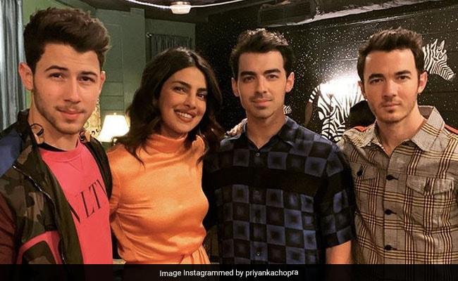 What Priyanka Chopra Wrote For Jonas Brothers Who Won 3 Billboard Music Awards