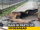 Video : Fresh Spell Of Rain In Hyderbad Sparks Fear Of Water-Borne Diseases