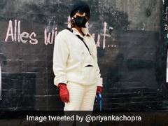प्रियंका चोपड़ा ने निक जोनस की तरह पहने कपड़े, फोटो शेयर करते हुए लिखा- आउटफिट चुराने में मजा आता है