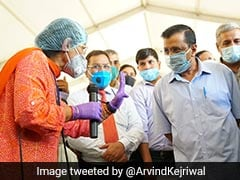 ''Bio-Decomposer'' Spraying To Counter Stubble Burning: Arvind Kejriwal