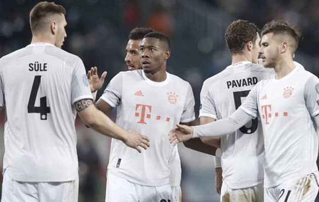 UCL: Bayern, English Clubs Win As Real Madrid Settle For Draw