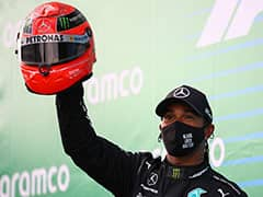 """Tendulkar Tips His Hat To Lewis Hamilton For This """"Special"""" Achievement"""
