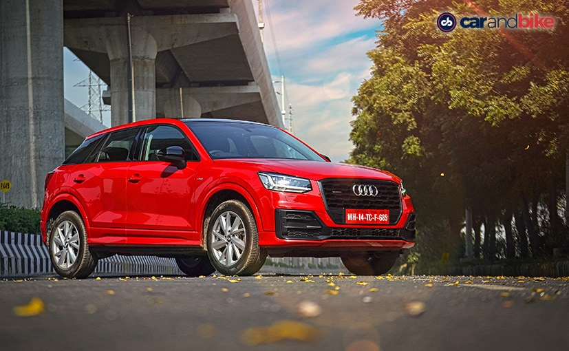 The Audi Q2 will be offered in India in five trim levels.
