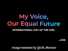 "International Day Of The Girl Child: ""Help Girls Realise Their Dreams"""