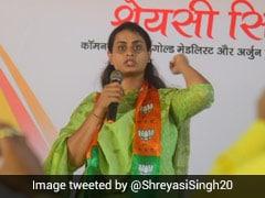 Want To Establish Sports Authority In Bihar: BJP's Shreyasi Singh